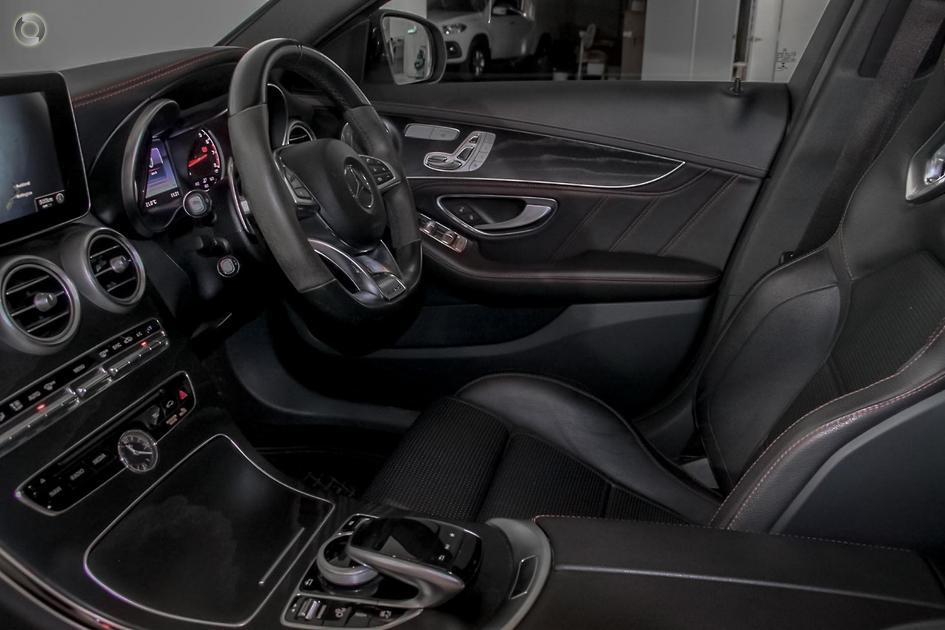 2016 Mercedes-Benz C 43 AMG Estate