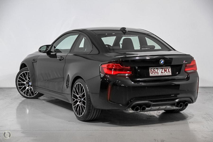 2018 BMW M2 Competition Pure