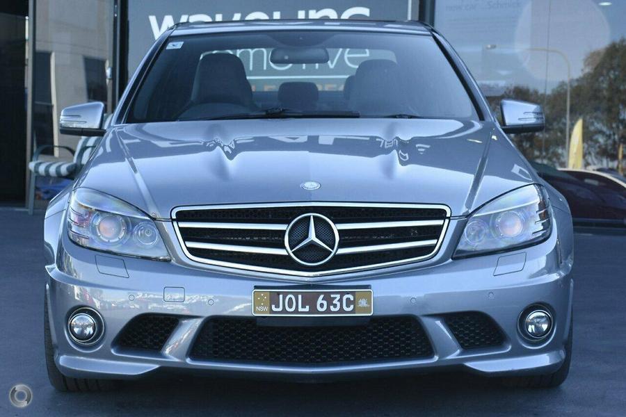 2008 Mercedes-benz C63 Amg  W204