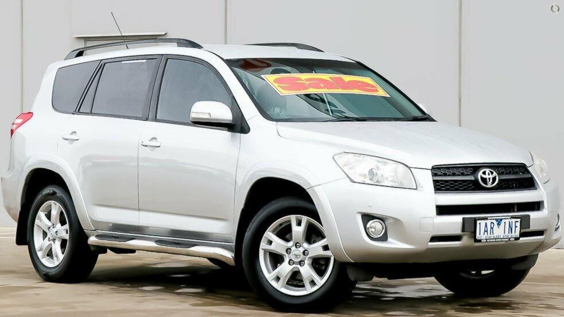 2009 Toyota Rav4 ACA33R