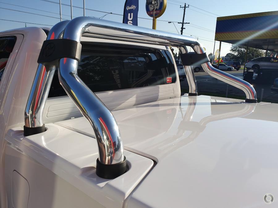 2015 Toyota Hilux SR5 KUN26R