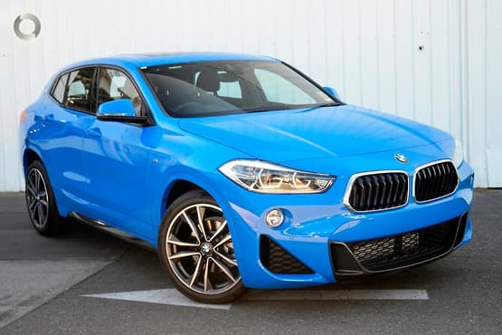 2018 BMW X 2 sDrive18i M Sport