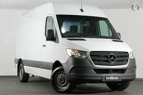 2018 Mercedes-Benz <br>SPRINTER