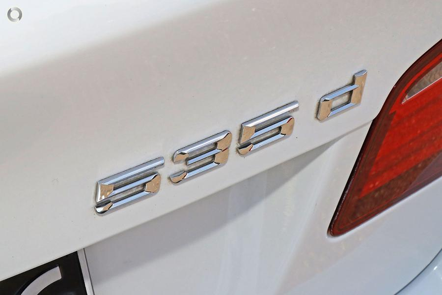 2013 BMW 535d M Sport  F10 LCI