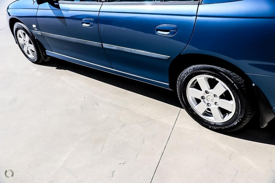 2003 Holden Commodore Acclaim VY
