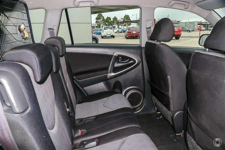 2007 Toyota Rav4 CV ACA33R
