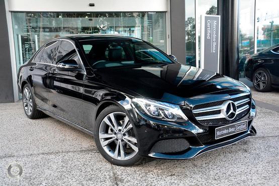 2016 Mercedes-Benz <br>C 200 D