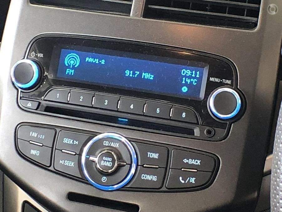 2015 Holden Barina CD TM - von Bibra Nissan