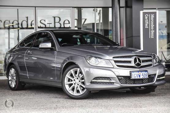 2013 Mercedes-Benz C 180 BLUEEFFICIENCY