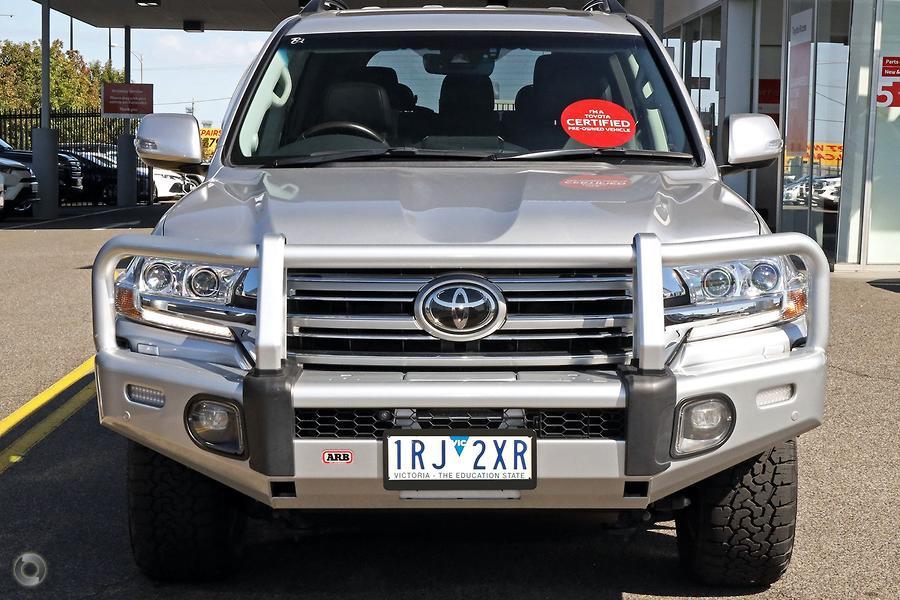 2016 Toyota Landcruiser Sahara VDJ200R