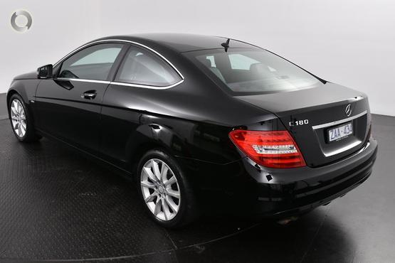 2012 Mercedes-Benz C 180 BLUEEFFICIENCY