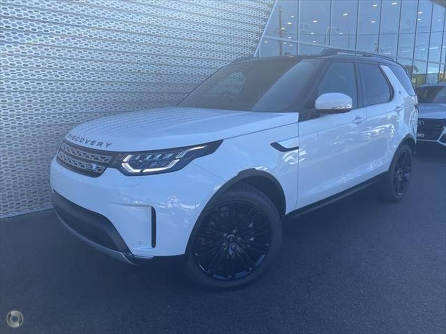 2020 Land Rover Discovery SD4 HSE Series 5