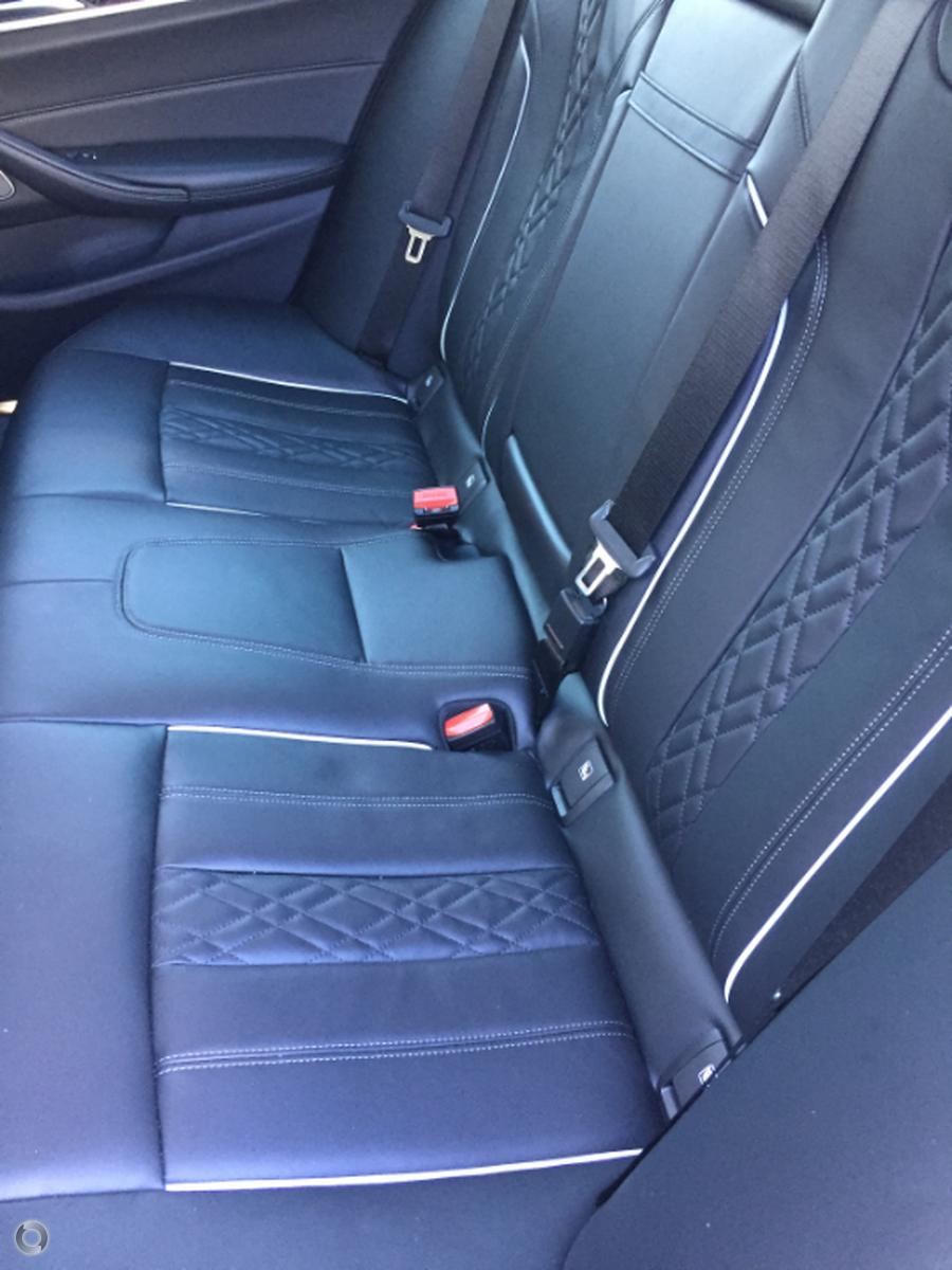 2017 BMW 530i Luxury Line