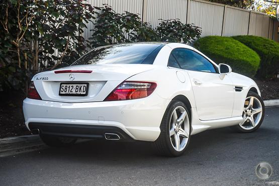 2016 Mercedes-Benz SLK 200
