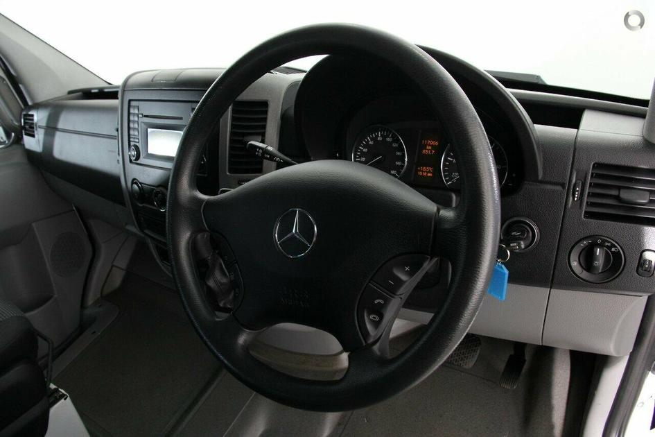 2013 Mercedes-Benz SPRINTER Van
