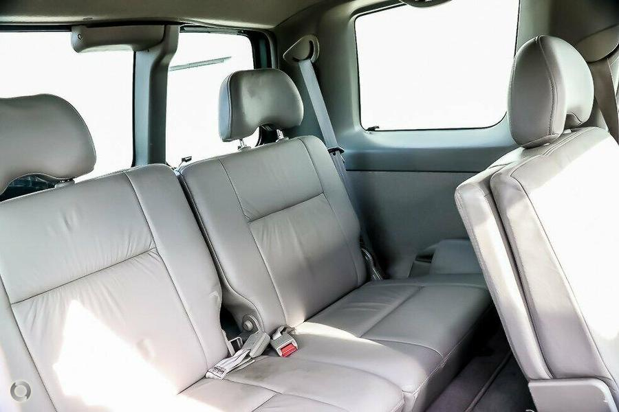 1999 Nissan Patrol Ti GU