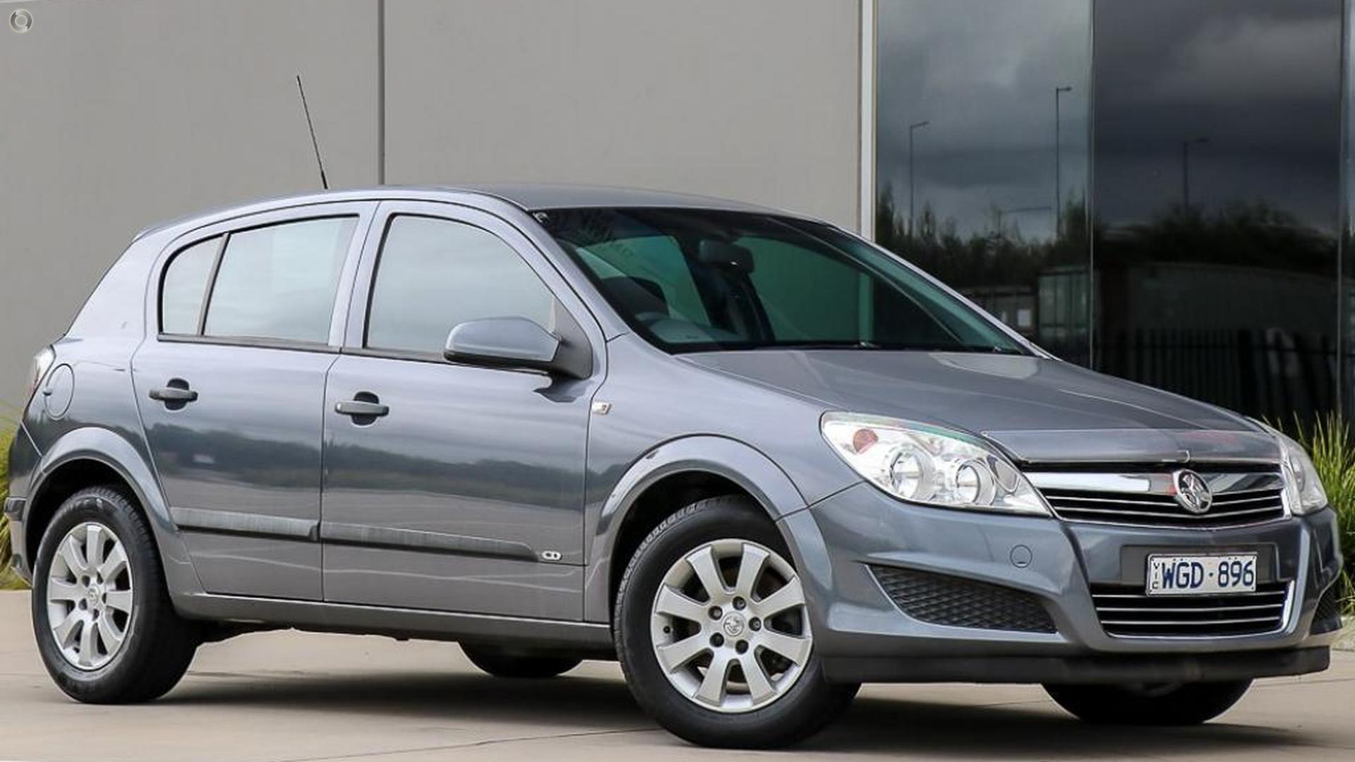 2008 Holden Astra AH