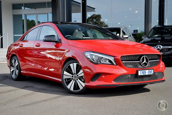 2019 Mercedes-Benz <br>CLA 180