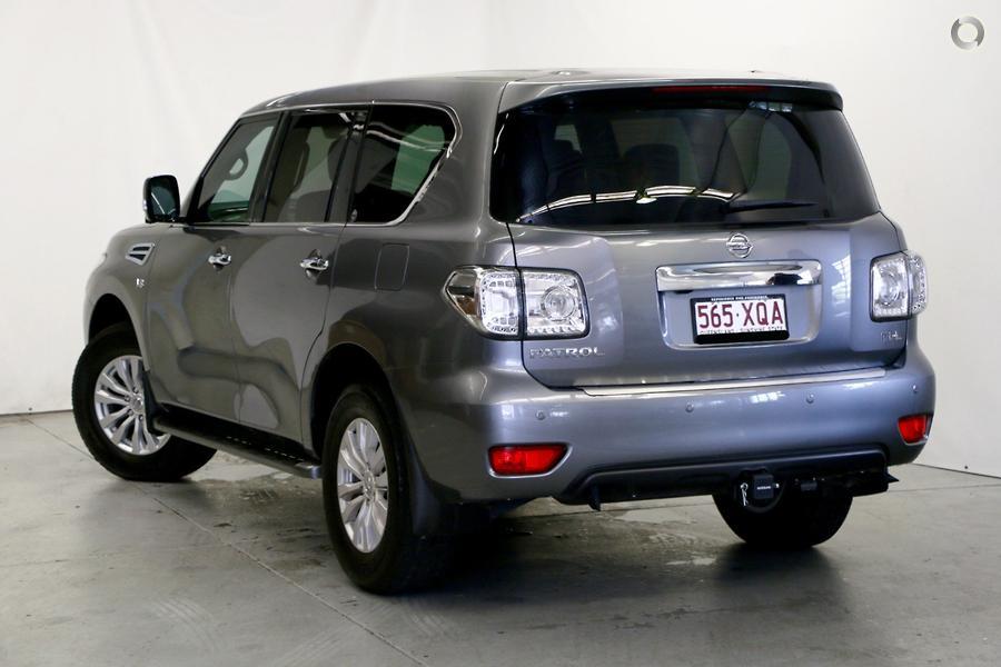 2017 Nissan Patrol Ti-L Y62 Series 3