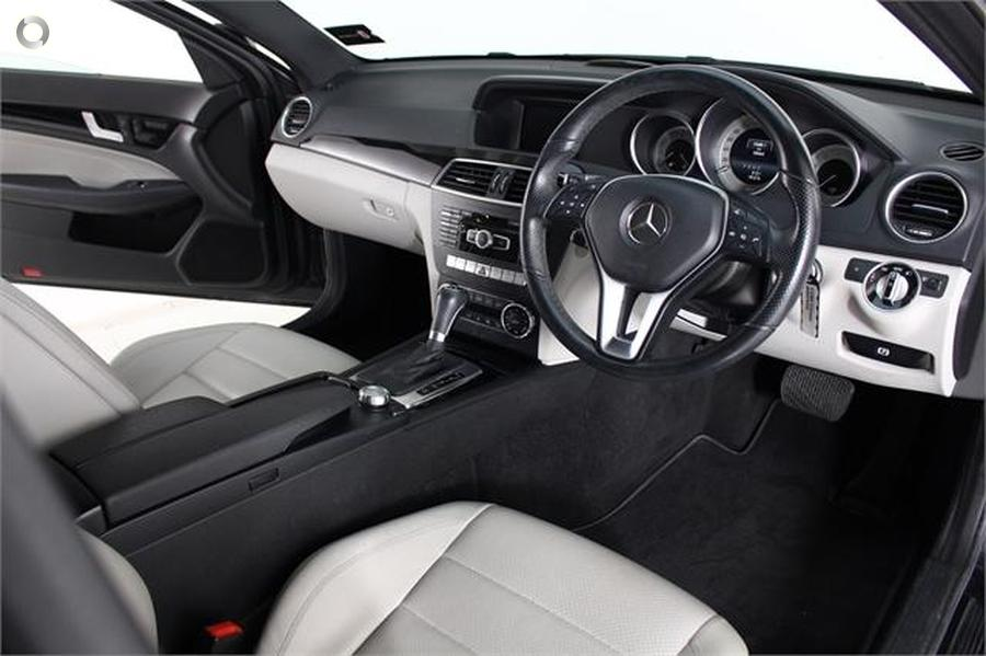 2014 Mercedes-Benz C 180 Coupe