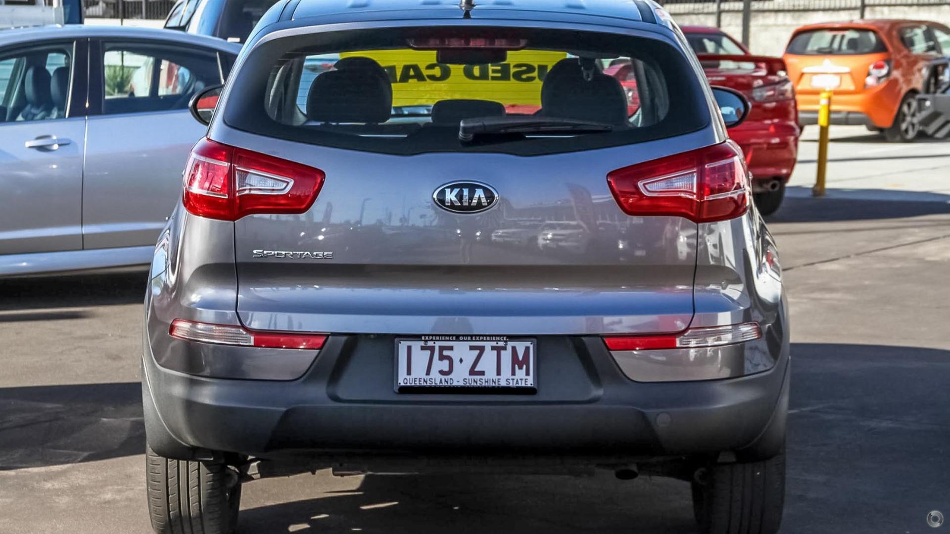 2011 Kia Sportage Si SL
