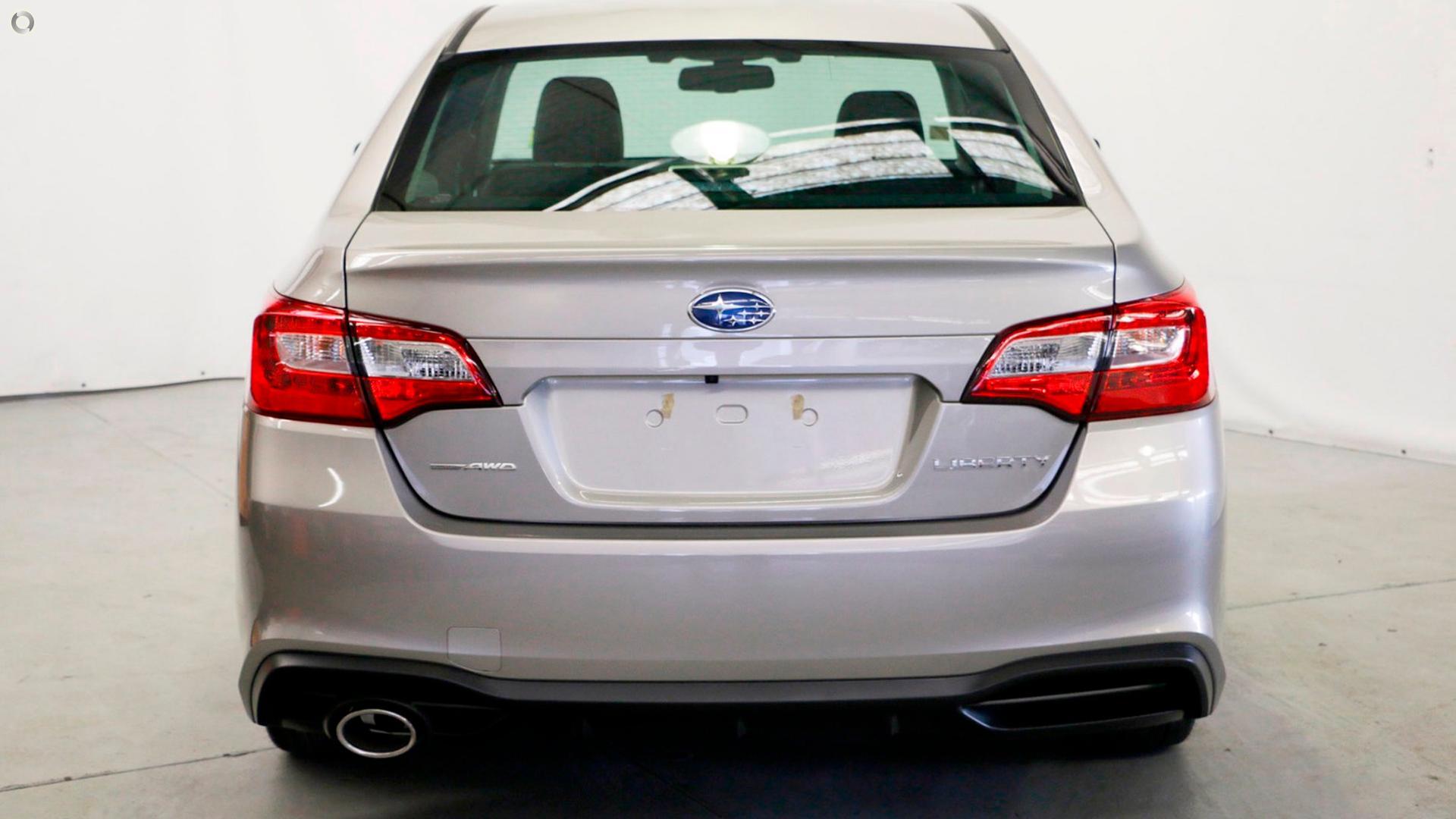 2019 Subaru Liberty 2.5i Premium 6GEN