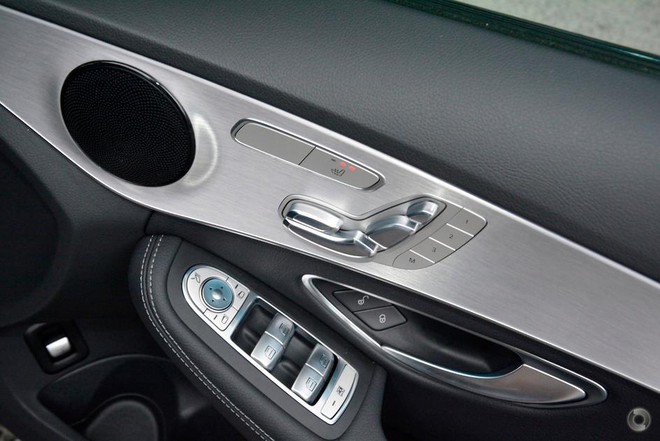 2017 Mercedes-Benz C 220 Sedan