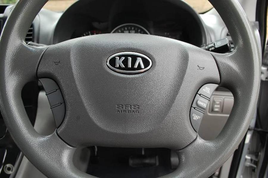 2009 Kia Carnival EX Luxury VQ