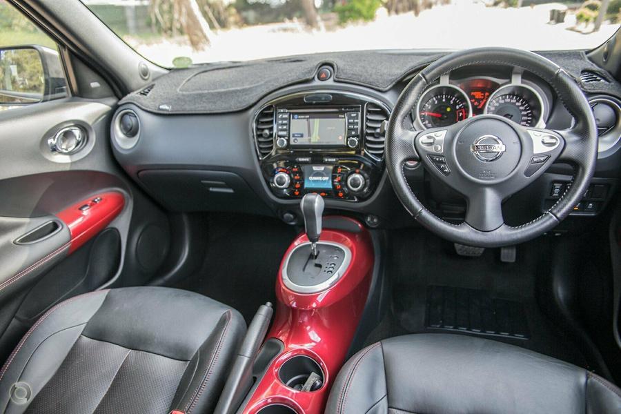 2016 Nissan JUKE Ti-S N-SPORT