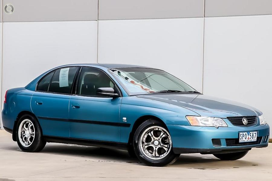 2003 Holden Commodore Executive VY II