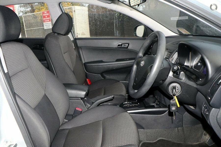 2011 Hyundai I30 SX FD