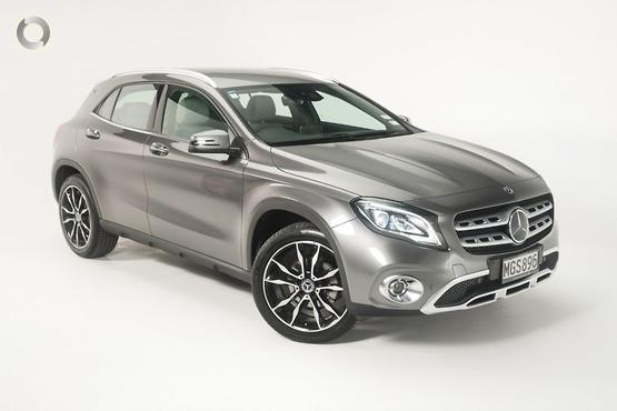 2019 Mercedes-Benz GLA 220