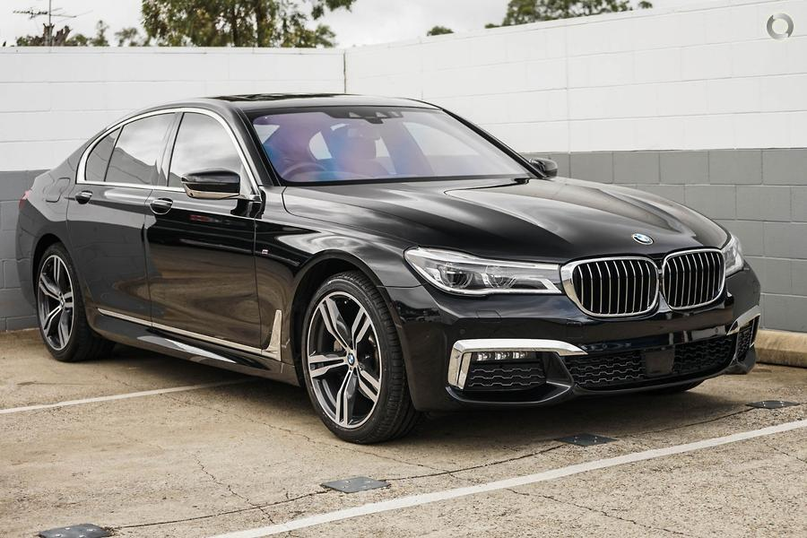 2017 BMW 730d