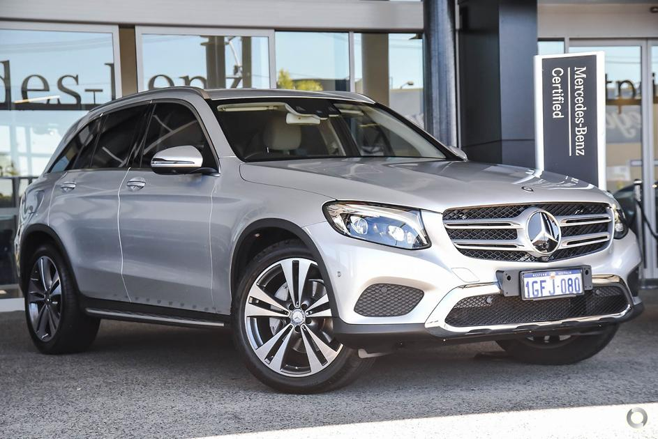 2017 Mercedes-Benz GLC 250 Wagon