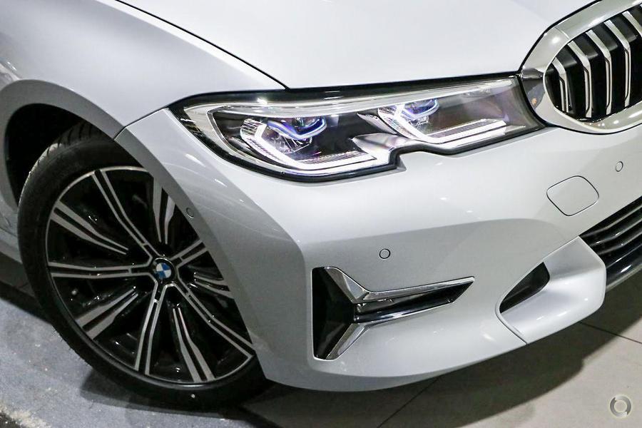 2019 BMW 320d M Sport