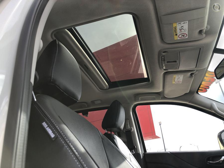 2019 Nissan Navara ST-X D23 Series 3