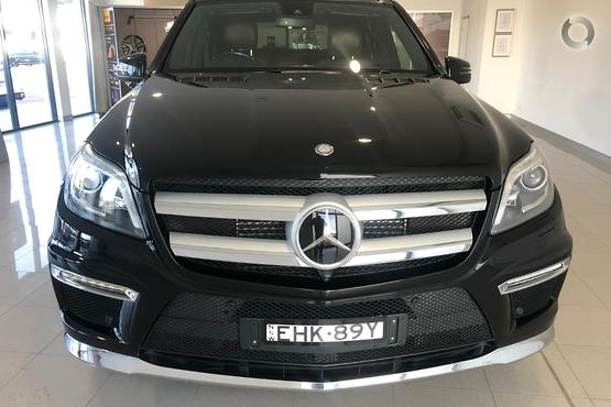 2015 Mercedes-Benz GL 350 BLUETEC EDITION S