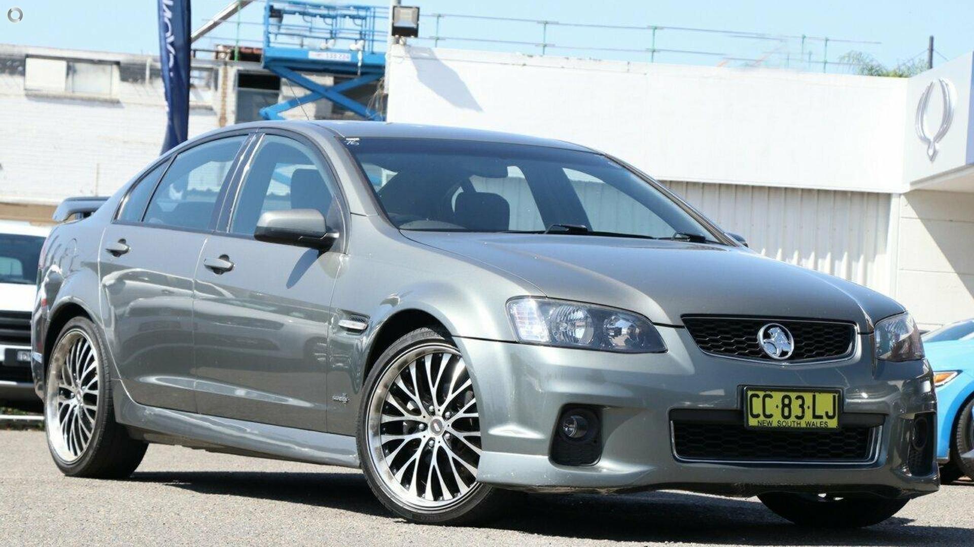 2013 Holden Commodore VE Series II