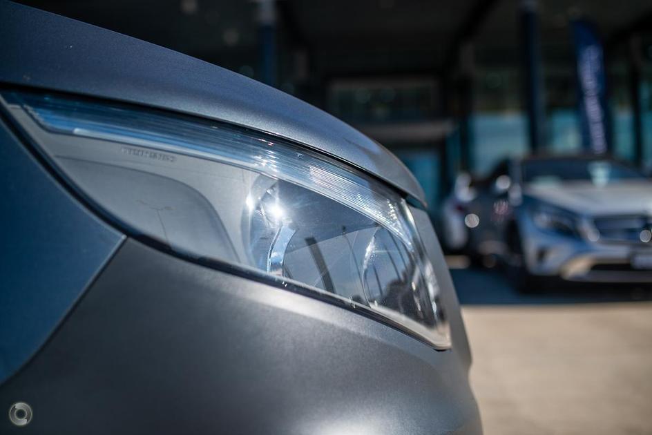 2015 Mercedes-Benz VITO Van 119BlueTEC