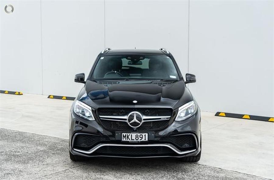 2016 Mercedes-AMG GLE 63 Wagon