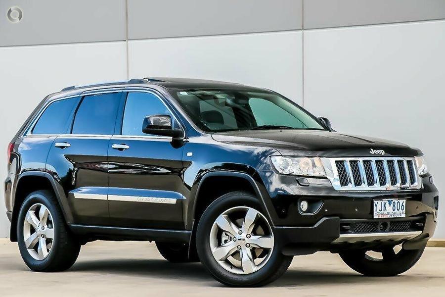 2011 Jeep Grand Cherokee Overland WK
