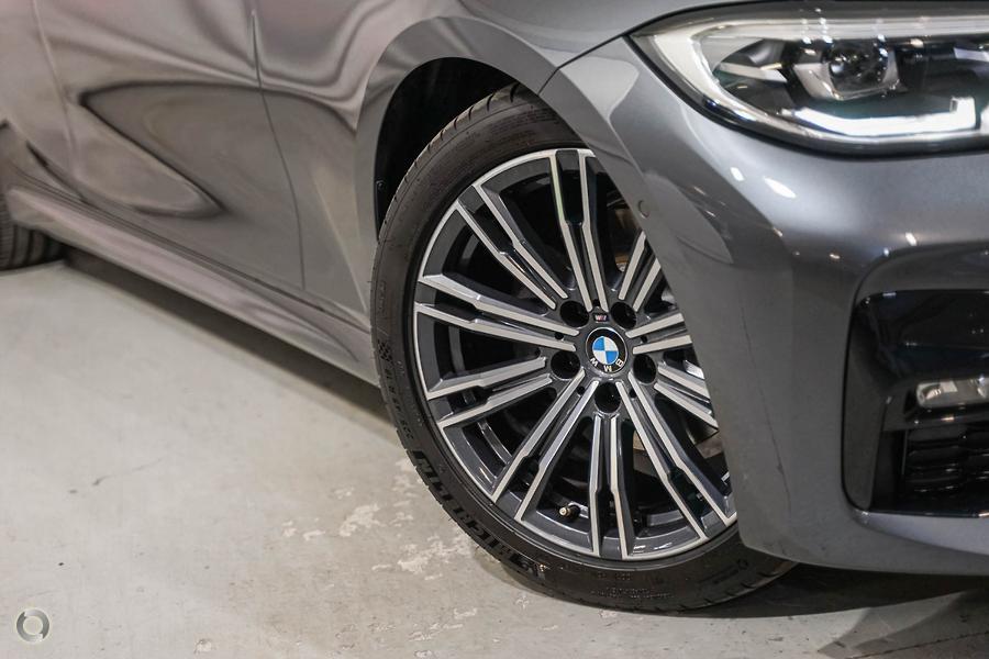 2019 BMW 3 Series 320d M Sport