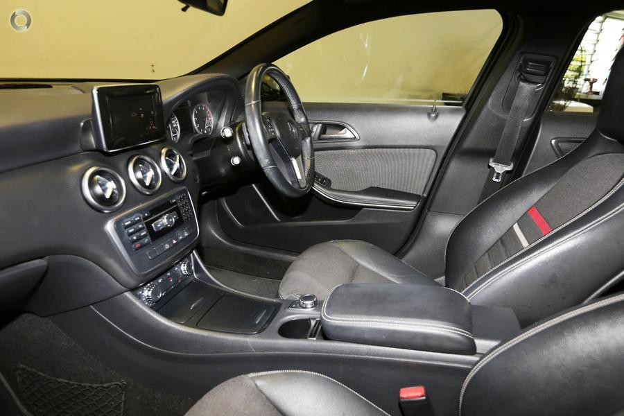 2014 Mercedes-benz A180  W176