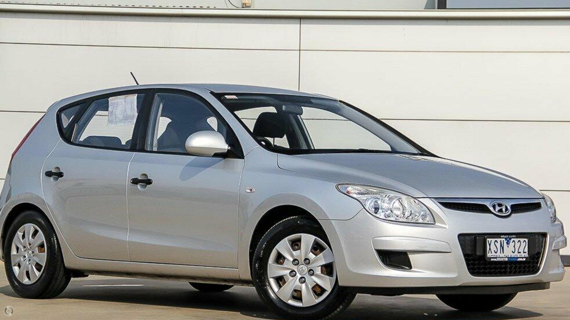 2009 Hyundai I30 FD