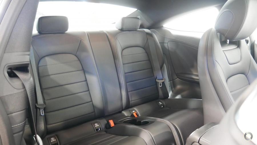 2020 Mercedes-Benz C 200 Coupe