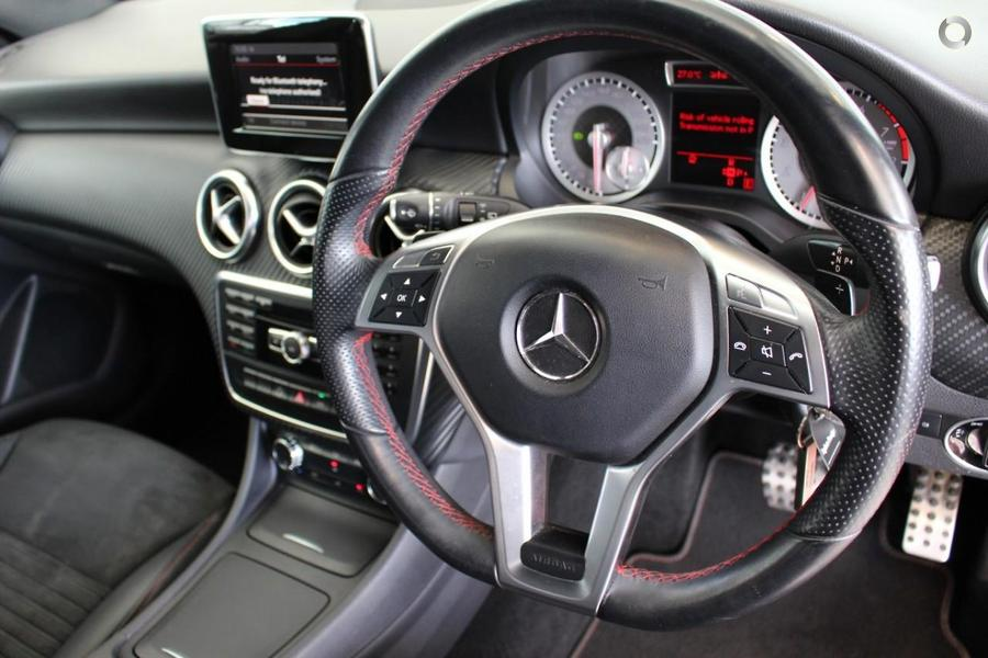 2013 Mercedes-Benz A 200 Hatch