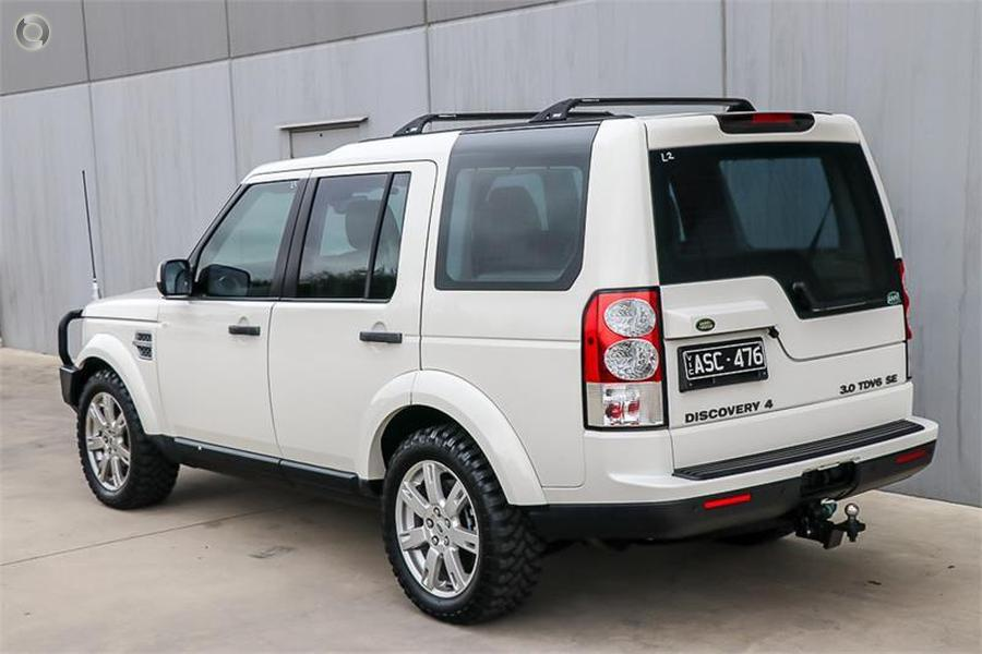 2010 Land Rover Discovery 4 TdV6 SE Series 4