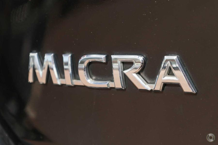 2012 Nissan Micra ST