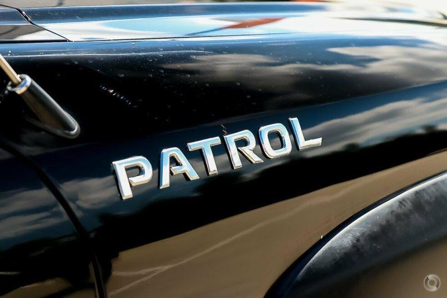 2013 Nissan Patrol ST GU 6