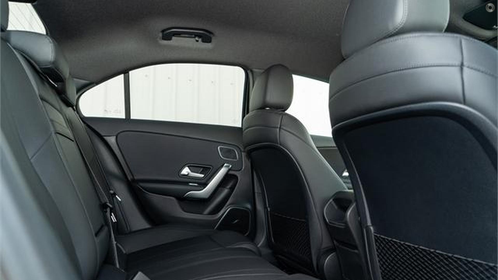 2020 Mercedes-Benz A 200 Sedan